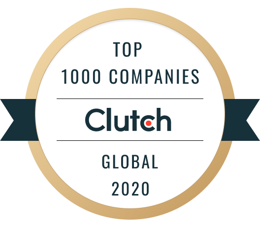 Top 1000 Companies Clutch Global 2020