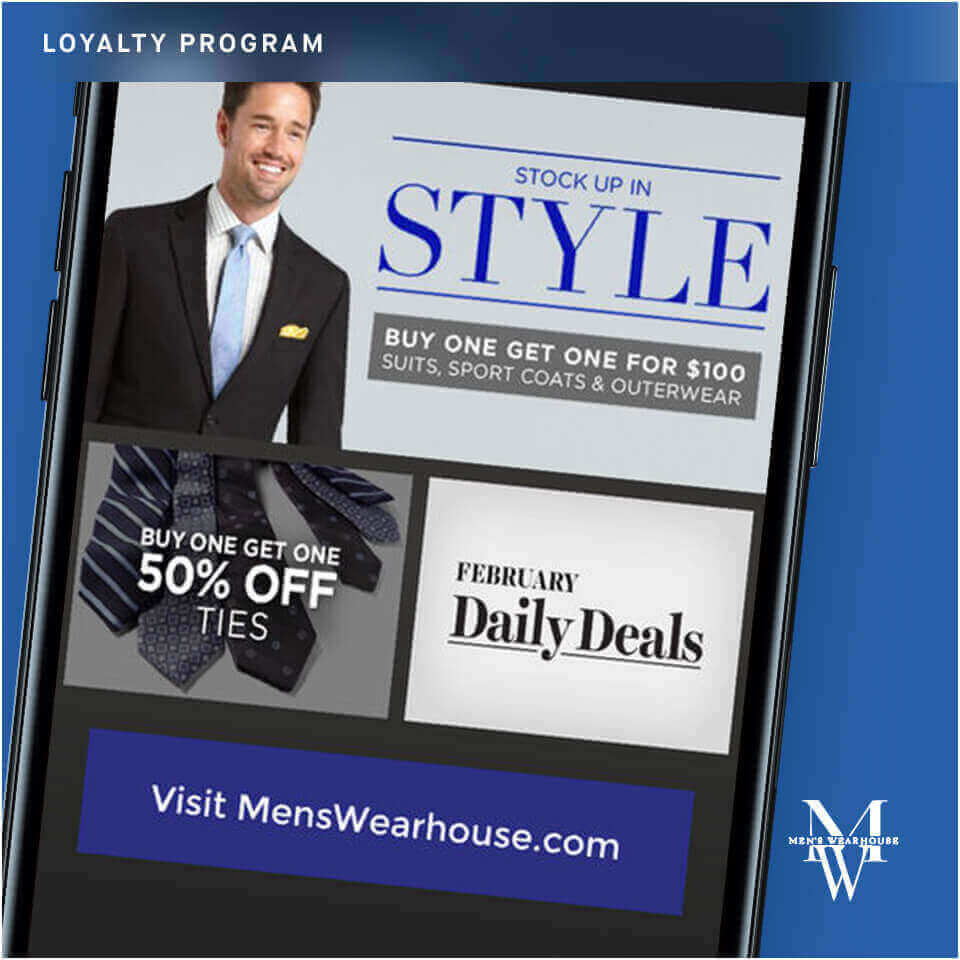 Men's Wearhouse™ Perfect Fit