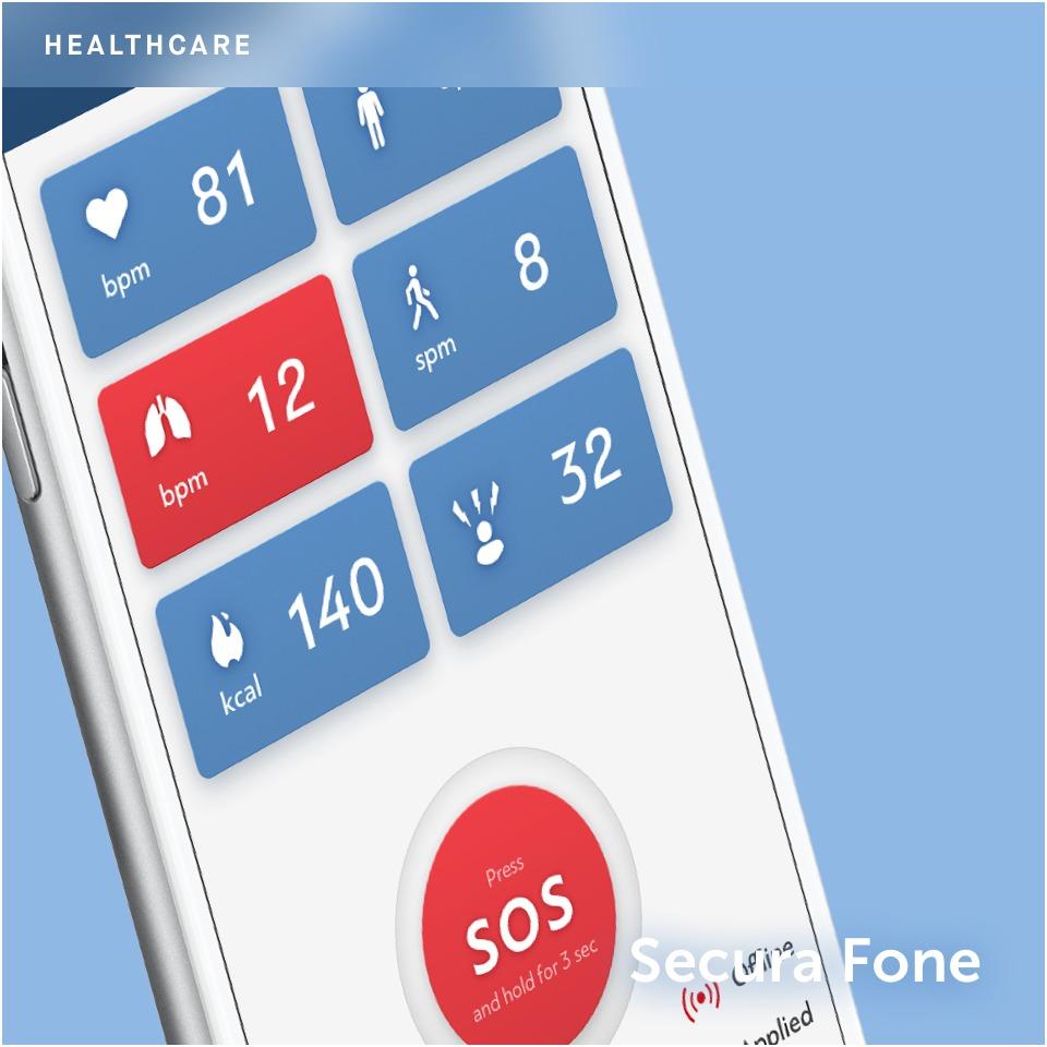 SecuraFone Health