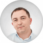 Artem Petrov, CEO of Reinvently - ranked by Clutch as a Top 15 Mobile Design and Development Agency in San Francisco