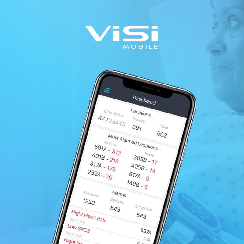 ViSi Mobile InSight