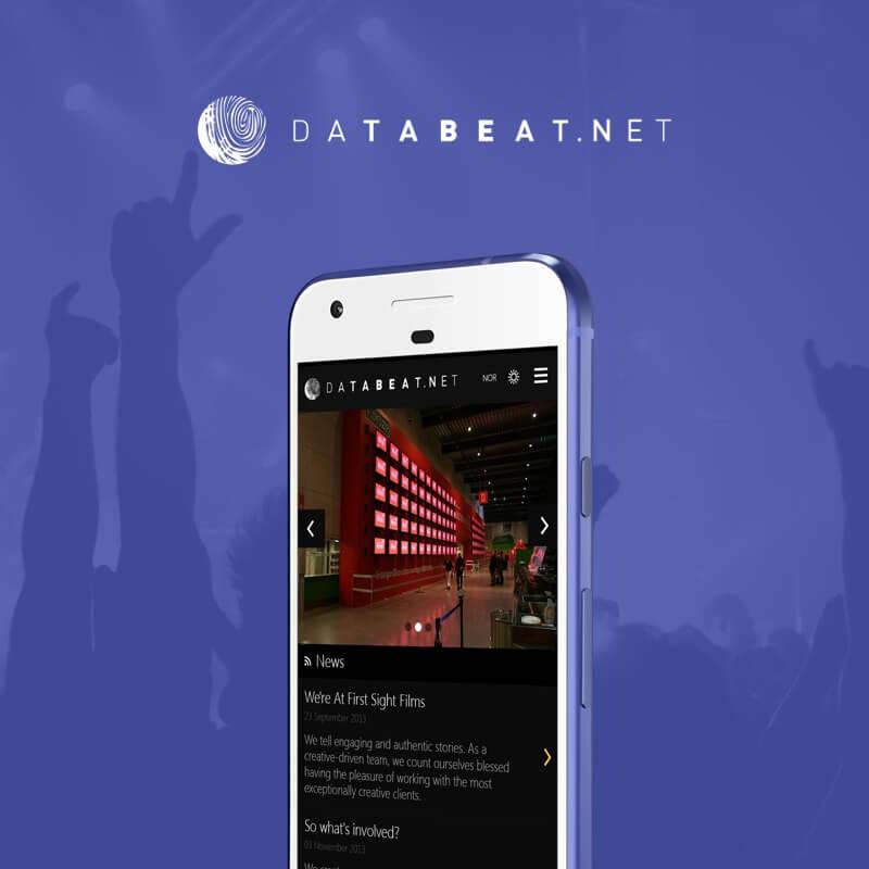 Databeat test