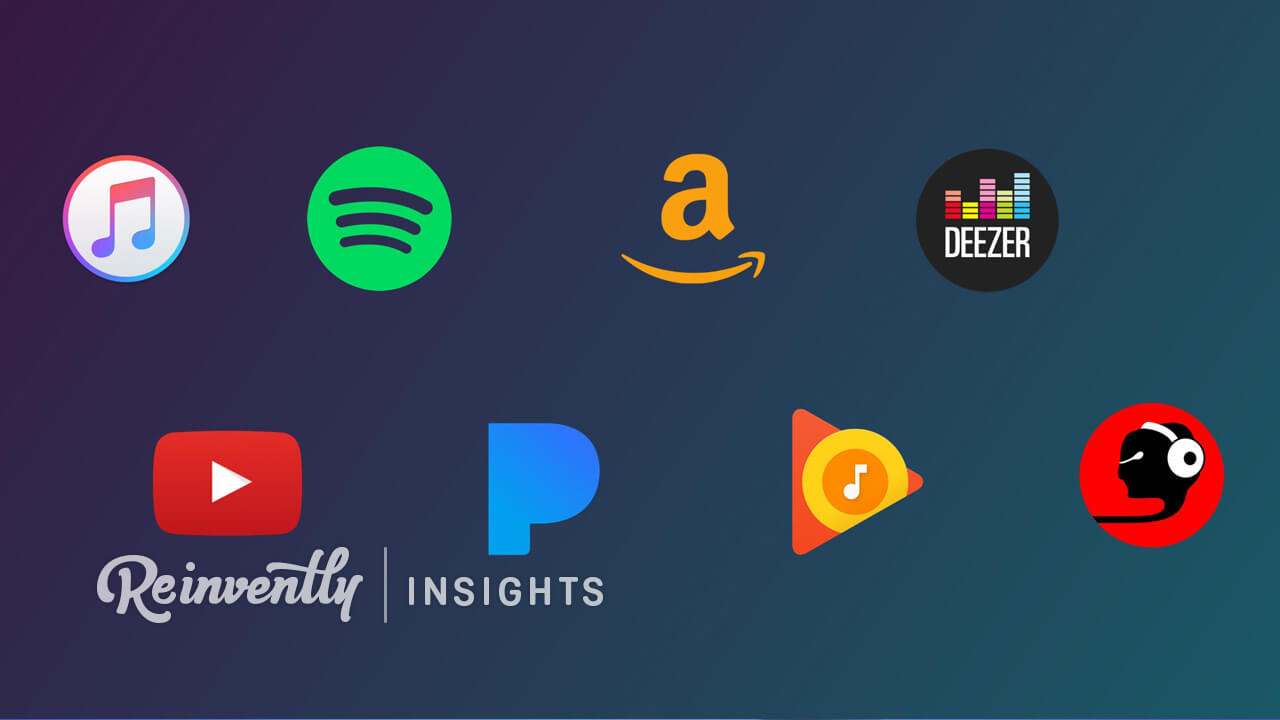 Who's Making Money Streaming Music? • Reinvently